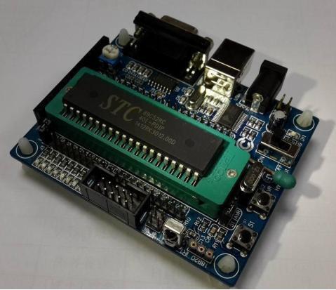 STC单片机ADC采样程序设计