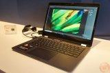联想展示5G笔记本电脑的原型机 Z6青春版正式开...
