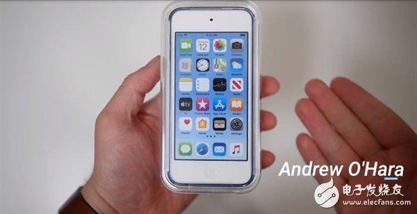 新款iPodTouch上手 相比上一代性能最高提升至2倍