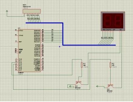 51单片机与PC机的串口通讯设计