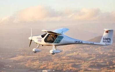 电动飞行先锋!到 2040年,挪威国内航班将全面使用电动飞机