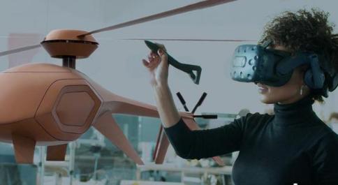 罗技推出首款VR手写笔 与典型的SteamVR控...