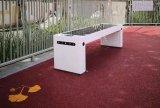 你见过会无线充电的智能坐凳吗