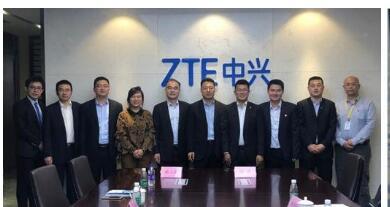中兴通讯与郑州公共交通总公签署协议将在5G智慧公...