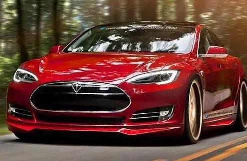 特斯拉公布国产版Model 3价格 车速最高可达225公里/小时