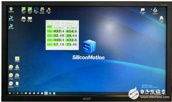 慧荣科技推出单芯片高性价比可携式SSD硬盘主控芯片