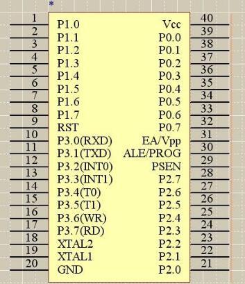 51单片机控制节拍产生程序设计