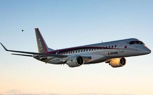 三菱飞机计划将开发符合美国需求的70座新机型