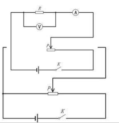 滑动变阻器的使用方法