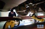 动车组检测机器人落地上海虹桥