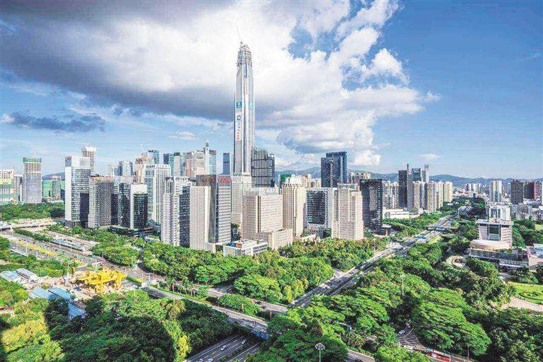 采用北斗等技术建设数字智能城市