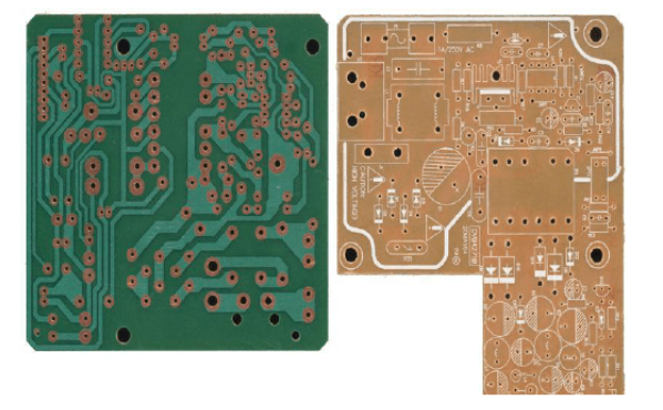 PCB电路板主要类型有哪些
