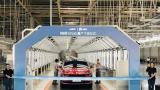 蔚来汽车短期难盈利 蔚来ES6量产汽车下线