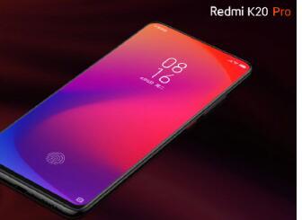 Redmi K20 Pro正式发布搭载骁龙855...