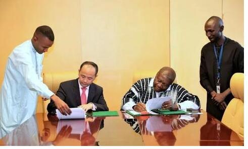 华为与非洲联盟签署了谅解备忘录将在5G和人工智能...