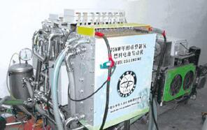 燃料电池质子交换膜作用