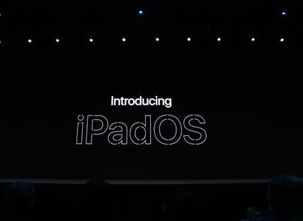 苹果推出了全新的iPadOS系统号称可以带来桌面...