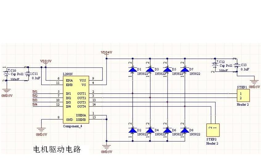 应用于STM32开发板的步进电机驱动器源码寄存器版本资料免费下载