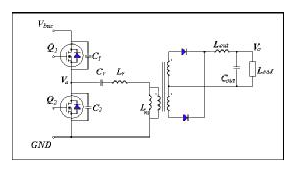 在LLC拓扑中,选择体二极管恢复快的MOSFET...