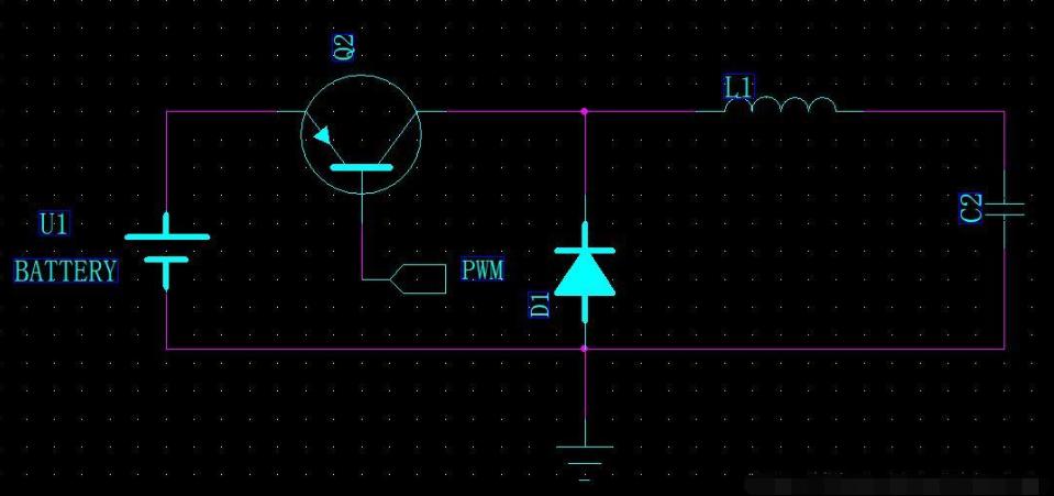 升压降压芯片电路