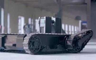 美国创业公司 Doxel打造可替代管理人员监工的机器人