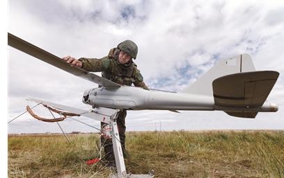 俄军的无人机发展有多快