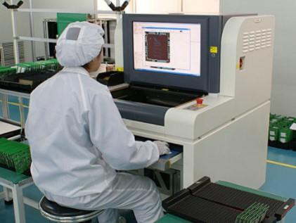 自动光学检测的工作原理及特点