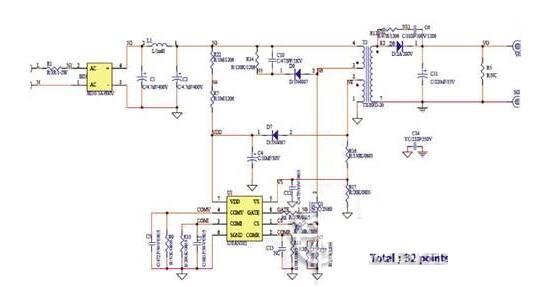 大联大集团推出了一系列低功率LED灯驱动方案