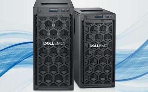 戴爾PowerEdge T140服務器,數字初始化第一步