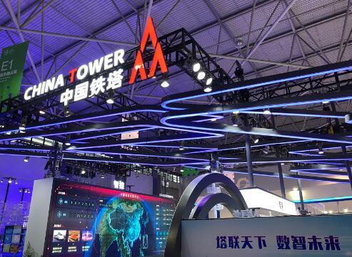 中国铁塔推出飞哥换电业务亮相2019数博会