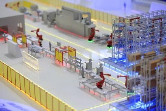 四川长虹拟以19.03亿元建设智能制造智慧显示终端项目