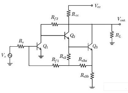 基于0.35 μmSi CMOS平面工艺设计了SiGe HBT低噪声放大器