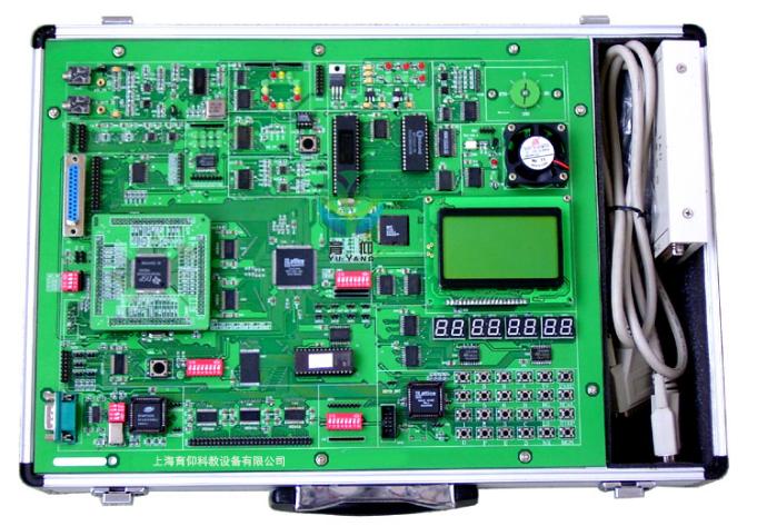 YUY-3200 DSP教學實驗系統實驗箱的詳細資料說明