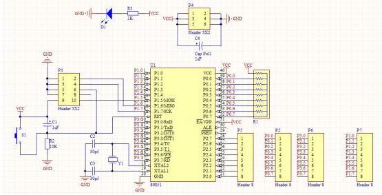 单片机之间的串口通讯程序设计