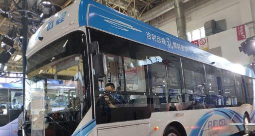 吉利低调蚕食新能源公交市场 市场活跃度远超预期