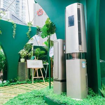 美的空调不仅实现行业增速最快 并位居多项销售榜单第一