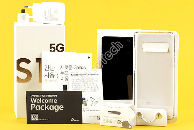 E开箱:远道而来的5G版S10