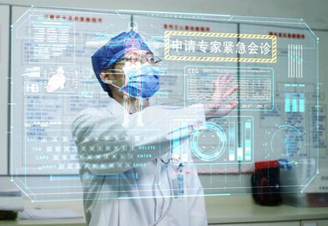 中国联通携手华为印证了5G技术在医疗行业中的应用...
