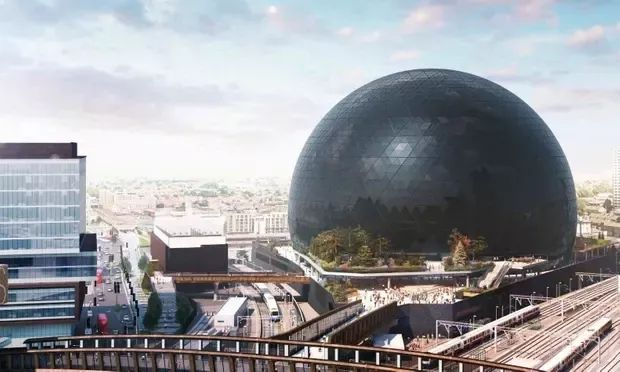 全球最大的LED建筑即将诞生