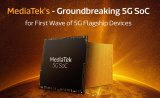 7nm!联发科技发布全新5G移动平台,将在未来几个月内推出