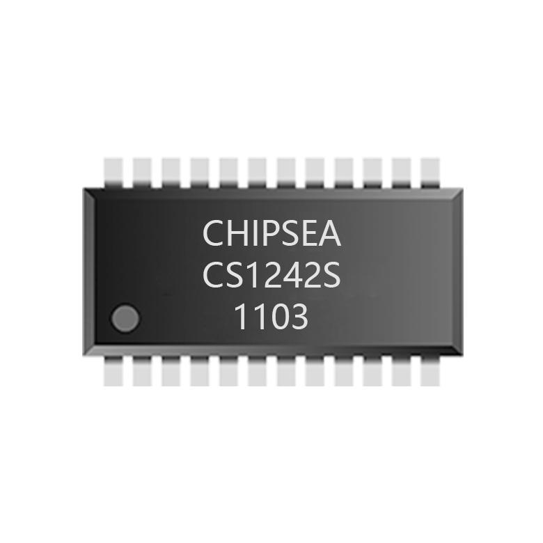 CS1242IC模塊:寄存器ACR控制 有效提高輸入阻抗