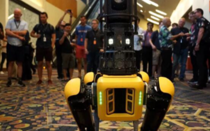 波士顿动力公司准备推首款商用机器人或年底上市