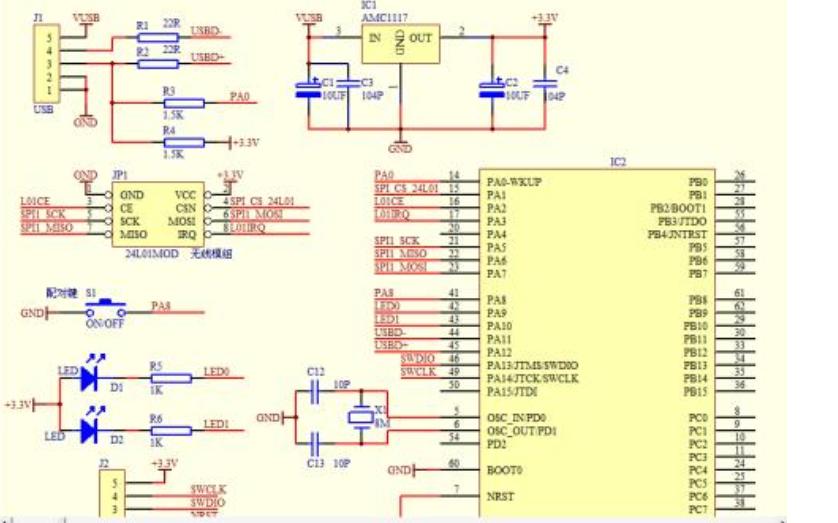 STM32F105單片機的多個應用的程序和工程文件免費下載