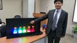 下世代Micro LED瓶頸有解 鈣鈦礦量子點技術具成本優勢