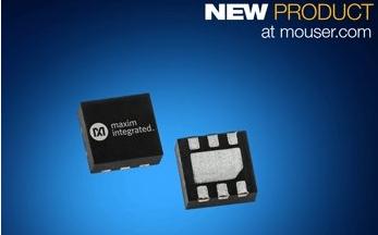 贸泽备货Maxim DS2477安全I2C协处理器 提供身份认证和物理安全性