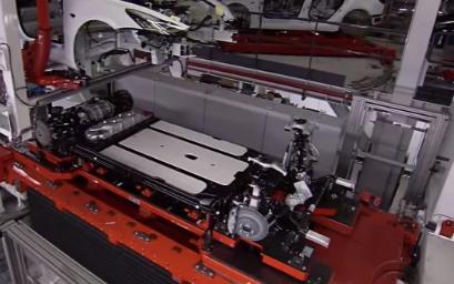特斯拉电动汽车 电池技术是壁垒