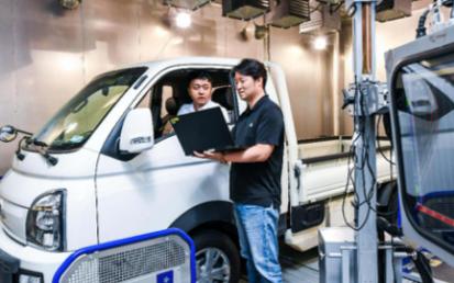 现代汽车开发新技术 可估算电动汽车重量