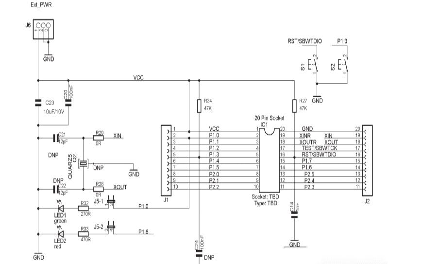 单片机编程学习入门教程之LaunchPad板的实验报告资料说明