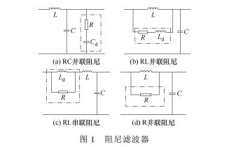 具有阻尼滤波器的恒功率负载系统在大扰动下的稳定性资料分析