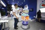 物流无人机模型展示网购配送 标志着消费生活的新变...